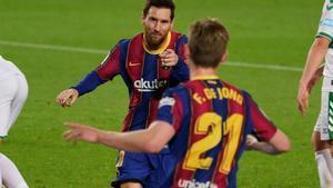 El Barça no puede fallar ante el Getafe