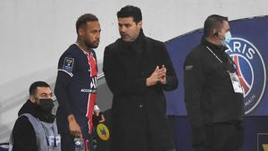 Pochettino debe gestionar el ímpetu de Neymar