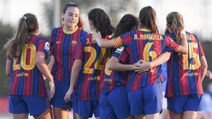 Se detectan positivos por COVID en el filial del Barça Femenino