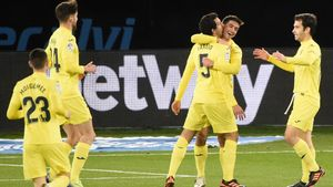El resumen de la goleada del Villarreal al Celta