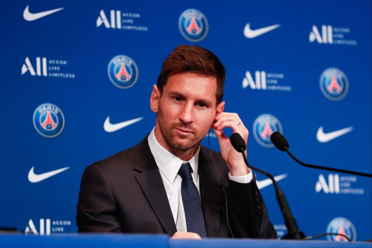 Leo Messi: Estoy muy ilusionado, muy feliz de iniciar esta nueva aventura