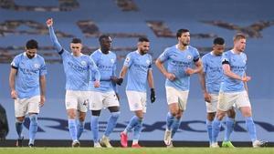 El Manchester City necesita sumar victorias para poder despegarse de la zona media de la tabla