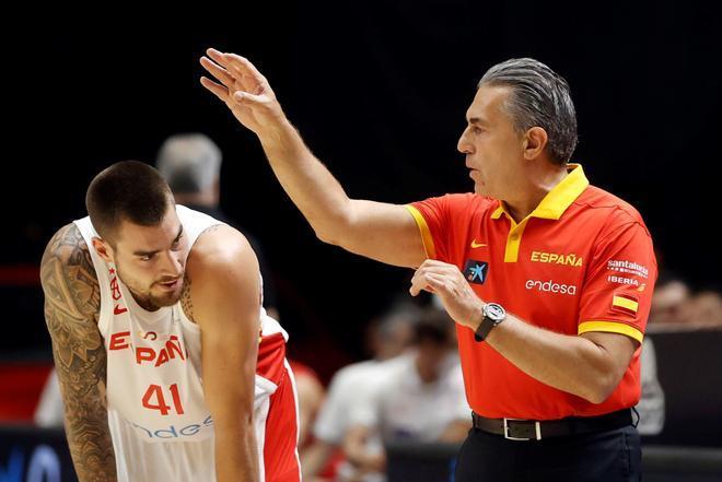 Jorge Garbajosa: Juancho quiere jugar los Juegos Olímpicos