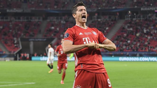 Lewandowski no se conforma: sigue su racha goleadora