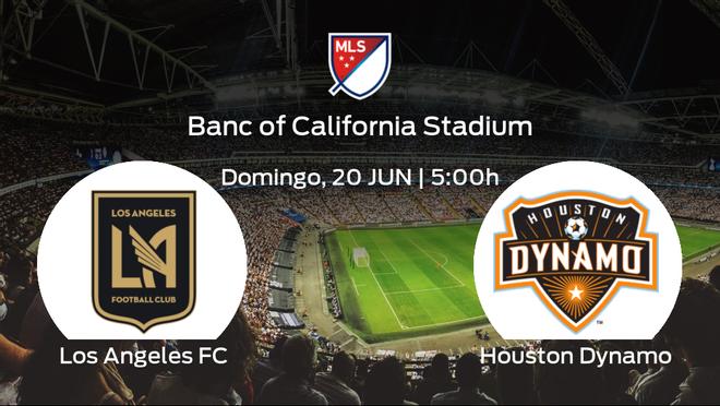 Previa del partido: el Los Angeles FC recibe al Houston Dynamo