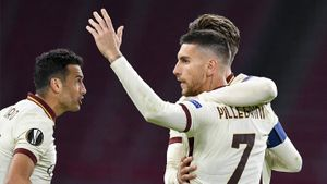 El gol de Pellegrini ante el Ajax