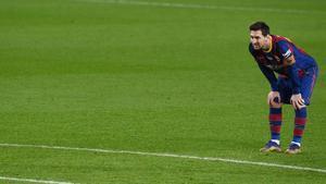 Messi, leyenda blaugrana