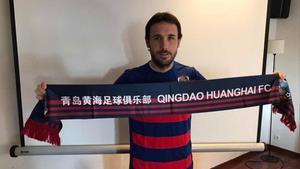 Joan Verdú jugará en el fútbol chino.