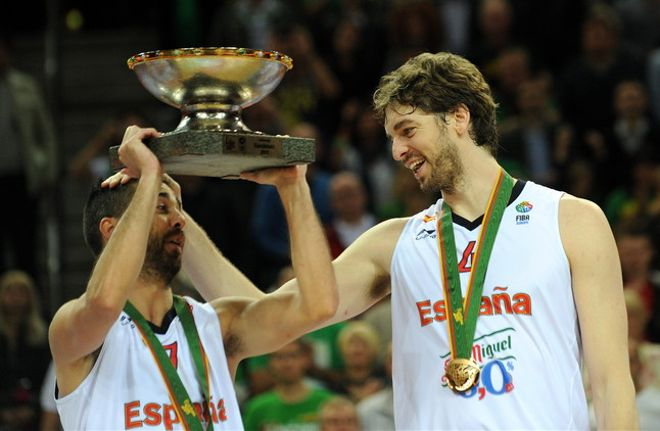Eurobasket 2011 (Lituania)
