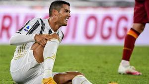 Duro revés para Cristiano Ronaldo