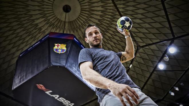Víctor Tomás destaca la necesidad de ganar la Copa del Rey