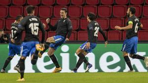 El Granada no se achanta ante el PSV y le remonta para ganar