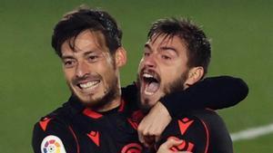El gol de Portu que hace perder dos puntos al Real Madrid