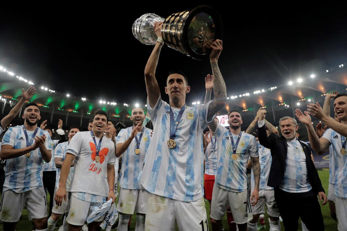 Messiento bendecido. El espectacular vídeo de agradecimiento a la selección argentina por su victoria