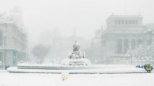 El comentario de esta señora sobre la nevada de Madrid que ha triunfado