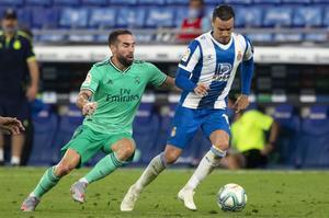 El Espanyol se hunde y el Madrid despega
