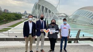 Cárnicas Serrano continuará apoyando al Maratón y Medio Maratón Valencia