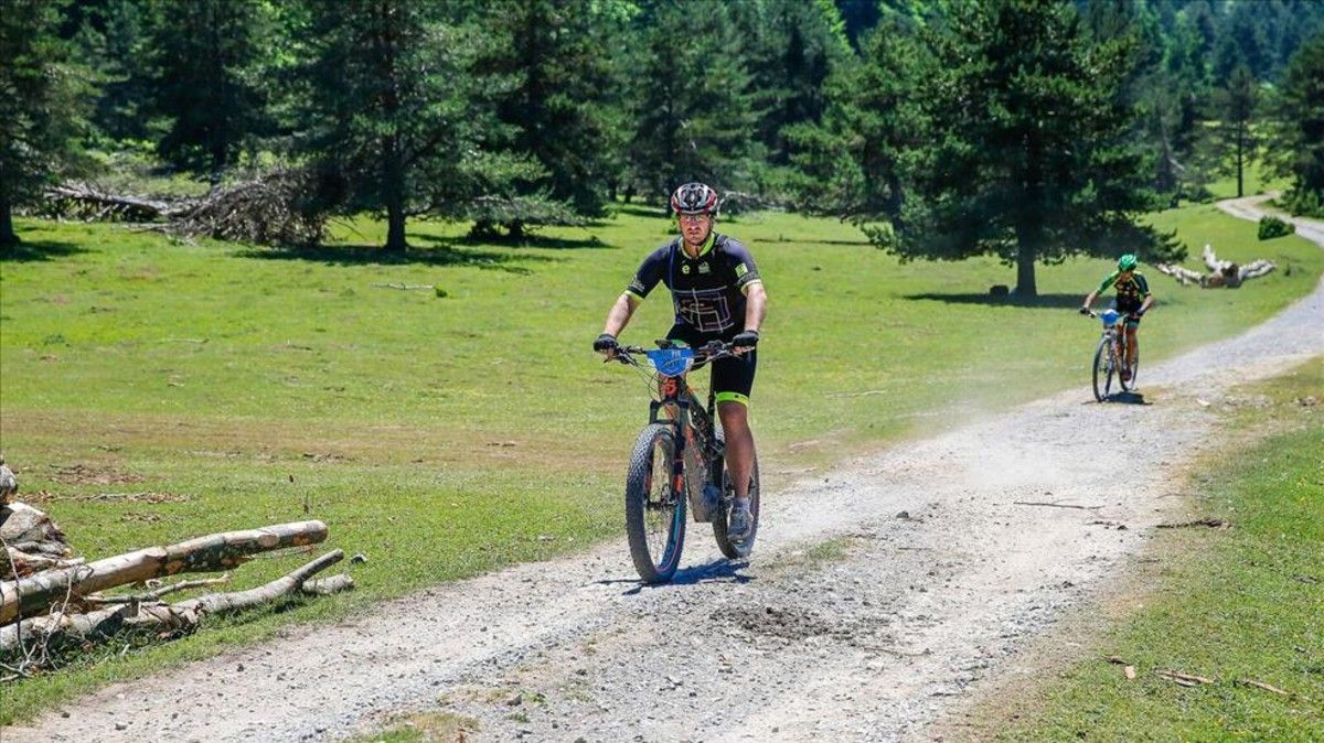Transpyr Coast to Coast  E-bike
