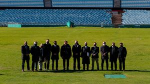 La final de la Libertadores será en Montevideo