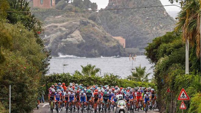El recorrido del Giro de Italia 2021