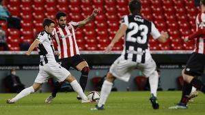 Athletic y Levante empatan en el primer round de las semis