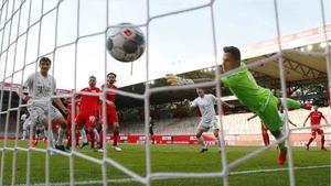 La Bundesliga ha vuelto a la nueva normalidad