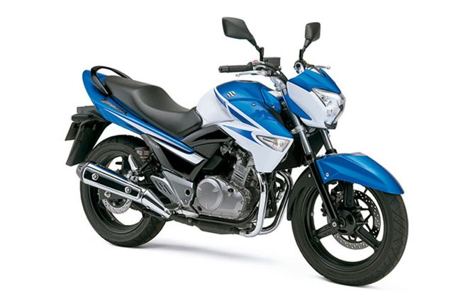 Suzuki Inazuma Z, práctica y polivalente