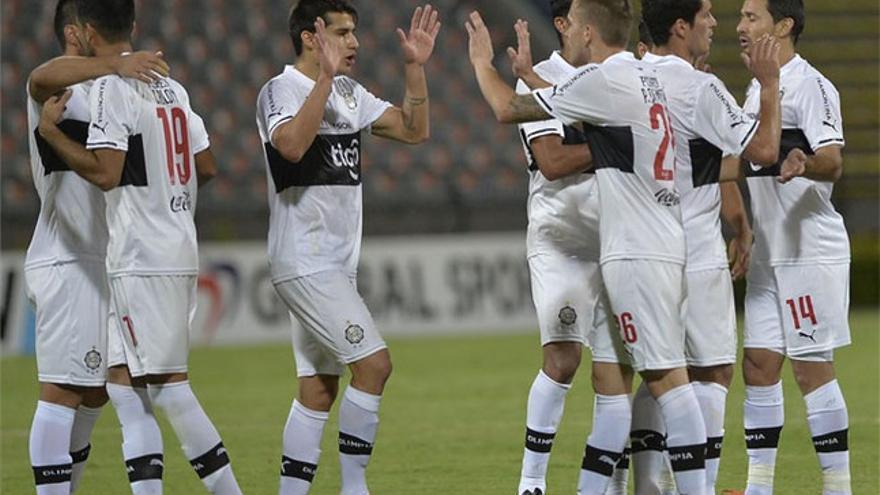Olimpia elimina al Inter en los penaltis y se medirá con el Flamengo