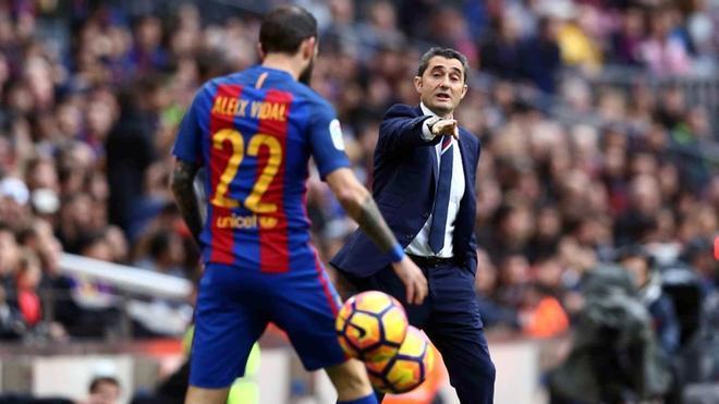 Valverde puede quedarse con Vidal