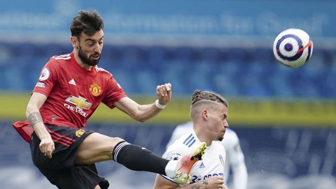 Tras empatar con el Leeds, las esperanzas del Manchester United por la Premier prácticamente se han esfumado