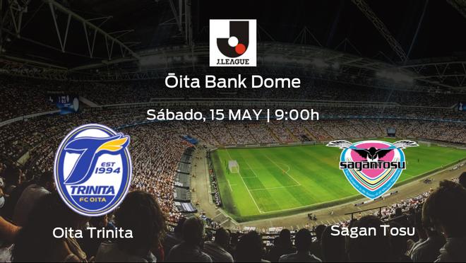 Jornada 14 de Liga Japonesa J1: previa del encuentro Oita Trinita - Sagan Tosu