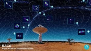 Crean el primer Google Maps del Universo