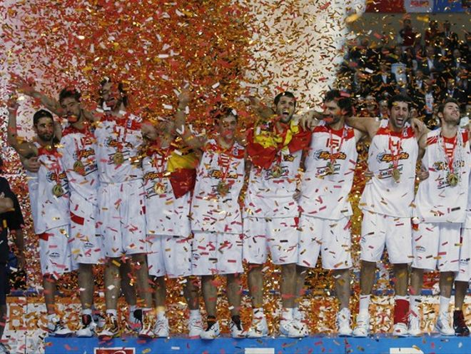 Eurobasket 2009 (Polonia)