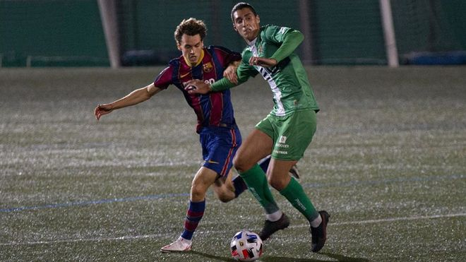 Jandro Orellana reaparece en una temporada que está siendo complicada para el de Gavà