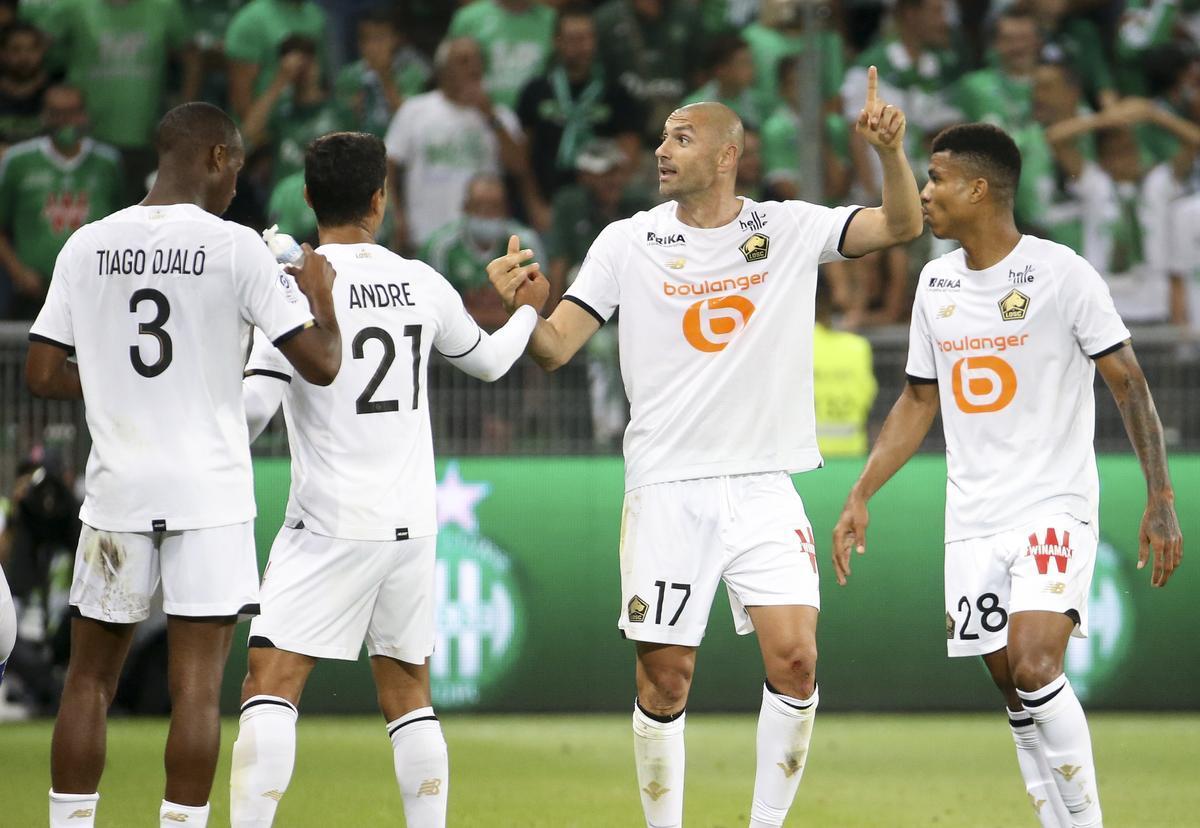 Lille y Wolfsburgo arrancan la Champions con un insulso empate