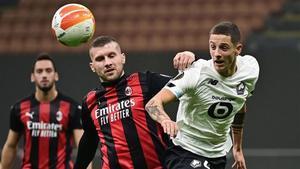 El Milan quiere volver a ganar en liga