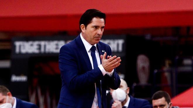 Xavi Pascual, tres años más con el Zenit