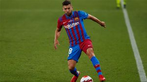 Jordi Alba forma parte del equipo titular
