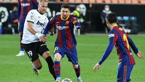 Empate con suspense después de que Messi fallara el penalti