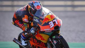 Pedro Acosta Moto3 declas