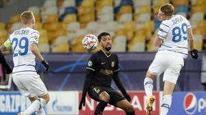 Riqui, Matheus y Konrad: Así fueron sus debuts en Champions