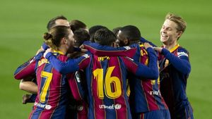 El vestuario del Barça no quiere ni la más mínima relajación