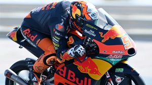 Masiá, en el GP de Doha 2021