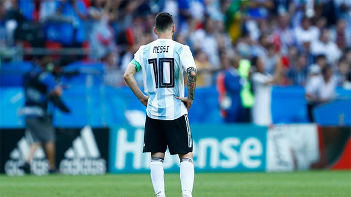 Argentina quiere a su D10S