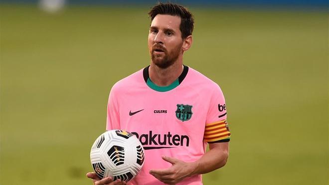 Messi se apuntó a los goles