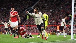 El resumen de la histórica goleada del Liverpool al Manchester United (0-5)