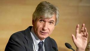 El Secretario de Salud de la Generalitat, Josep Maria Argimon.