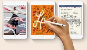 Apple lanzaría en marzo un iPad Mini de mayor tamaño