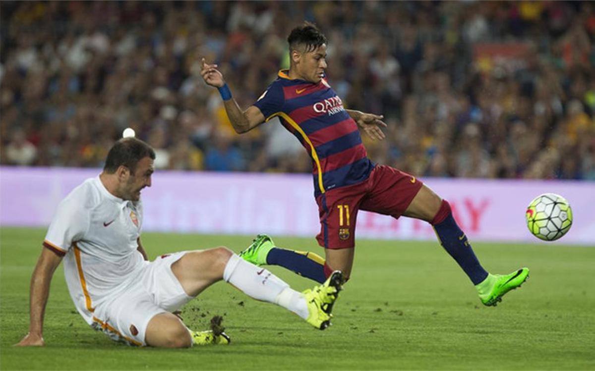 El Barça, a por la renovación de Neymar
