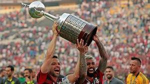 El Flamengo es el vigente campeón del torneo continental